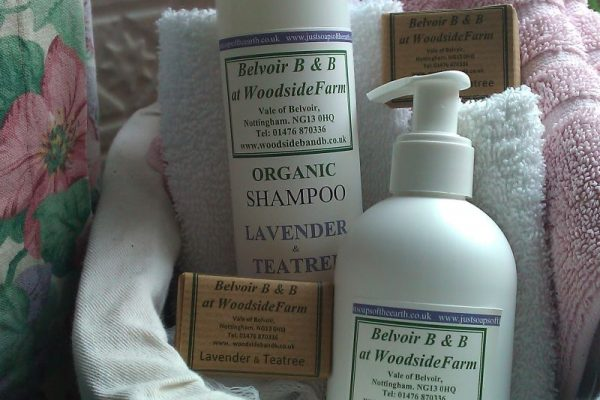 Belvoir B & B Toiletries